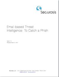 Email-based Threat Intelligence
