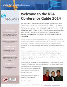 RSAC Guide 2014